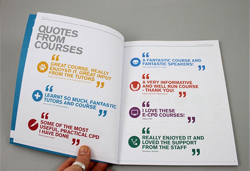 Source for Brochure design quotation