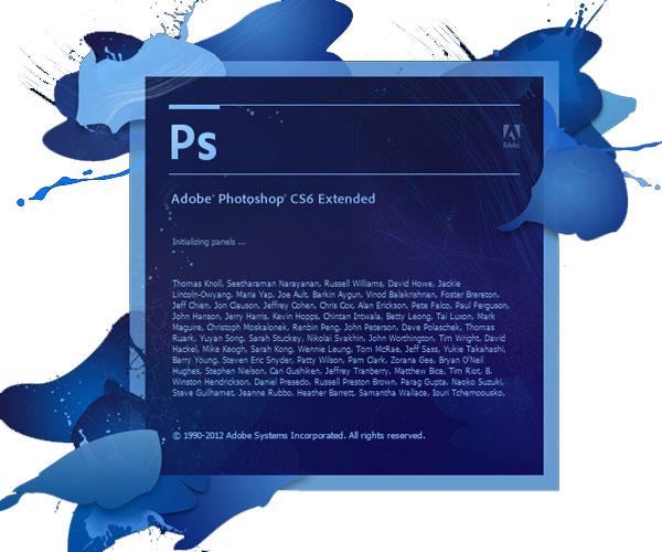 Adobe Photoshop History