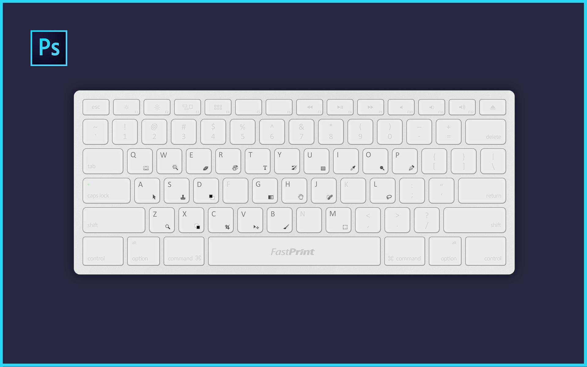 adobe photoshop shortcut keys pdf free download